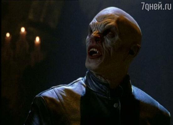 Кадр из фильма «Баффи — истребительница вампиров»