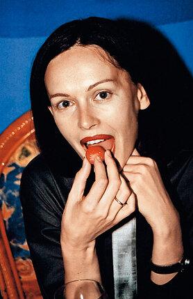 Ирина Бахтура была студенткой и, как я потом узнал, сиротой