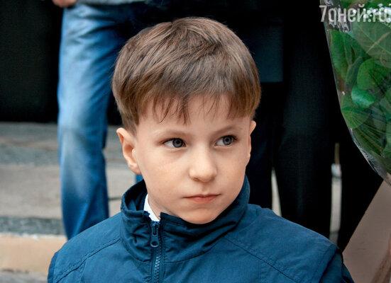 Сын Егора — Данила — отпервой жены Елены Новиковой