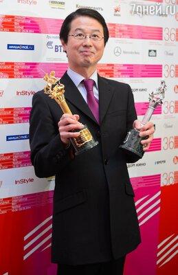 Главный приз ММКФ получил японский фильм «Мой мужчина»