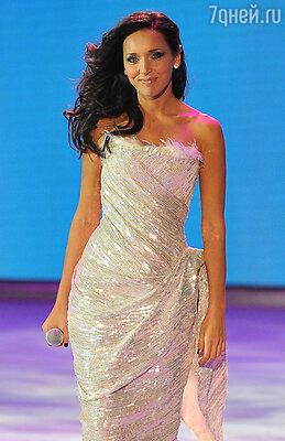 Алсу на конкурсе «Евровидение» 2000 год