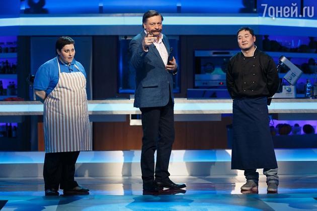 Дмитрий Назаров стал ведущим кулинарной программы «Рецепт на миллион» на канале СТС
