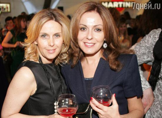 Татьяна Рогаченко и Сати Спивакова