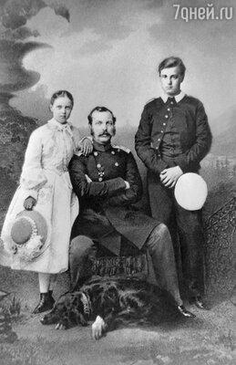 Аляска была продана Америке императором Александром II...