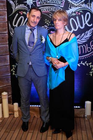 Родители невесты Виктории Дайнеко