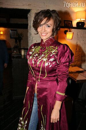 27 мая состоится презентация первого сольного клипа певицы Надежды Грановской на песню «Дело не в теле»