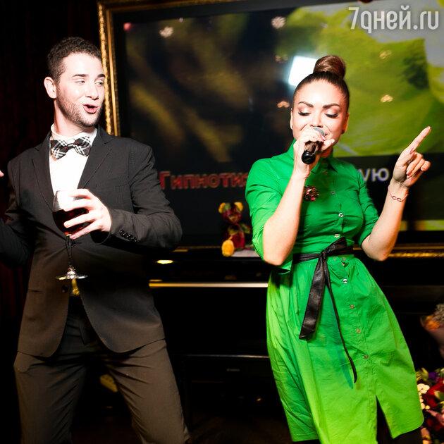 Оксана Казакова, Владимир Брилев