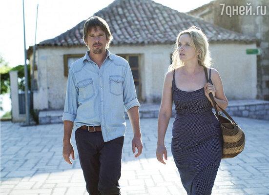 Спустя 9 лет его актеры и, одновременно, сценаристы фильма Итан Хоук и Жюли Дельпи дописали, наконец, свою Love Story, начало которой можно найти под названиями «Перед рассветом» и «Перед закатом»