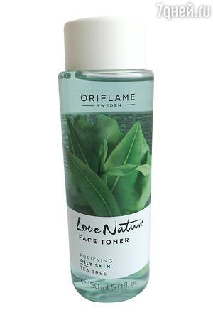 ���������� ����� Love Nature � ������ ������� ������ �� Oriflame