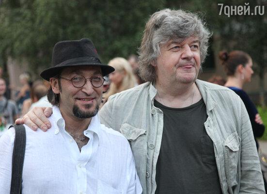 Владимир Матецкий и Михаил Козырев