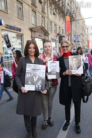 Светлана Тома, Ирина Лачина с дечерью