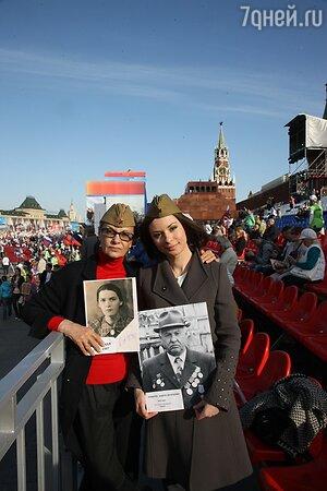 Светлана Тома и Ирина Лачина