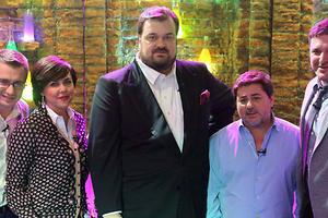 Ольга Шелест и Максим Виторган сразятся в интеллектуальной игре