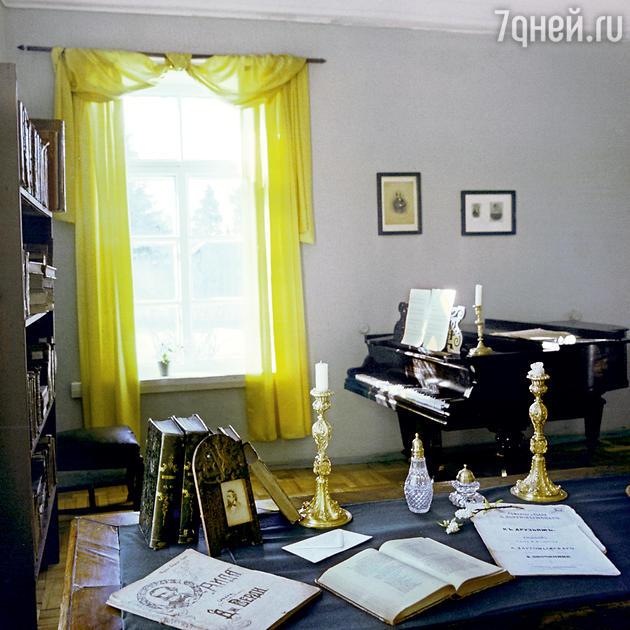 Музей композитора Модеста Мусоргского