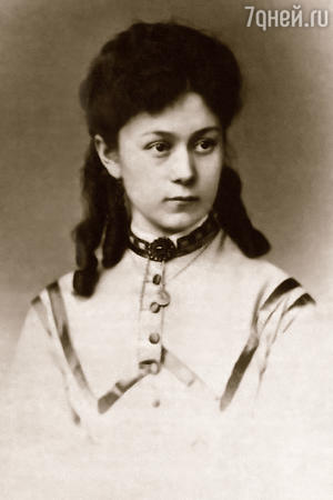 Александра Николаевна Пургольд
