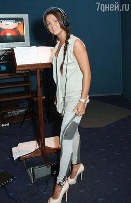 Певица Нюша в силу своей молодости еще не определилась со своими пристрастиями. У нее всего две пары часов