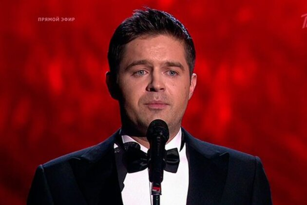 Победитель шоу «Голос» Сергей Волчков
