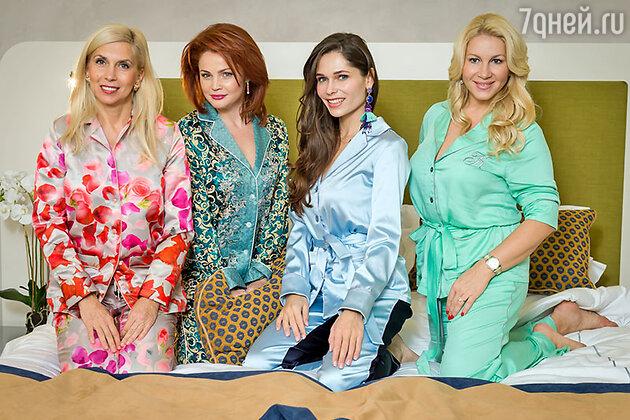 Алена Свиридова, Екатерина Вуличенко, Полина Аскери, Екатерина Одинцова