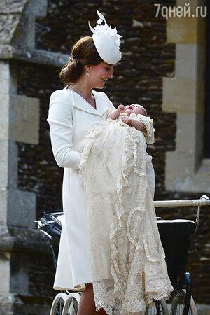 Крестины принцессы Шарлотты