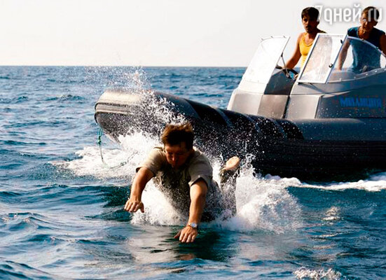 Дмитрий Орлов: «Любое неловкое движение — и все заканчивается падением в холодное море, так что синяки и ушибы стали нормой для актеров «Морского патруля»