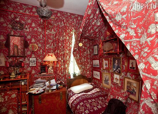 Красная спаленка маэстро
