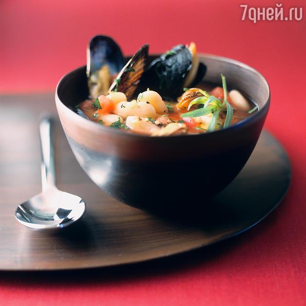 Суп «Средиземноморский»