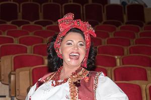 Надежда Бабкина стала дебютанткой в драматическом театре