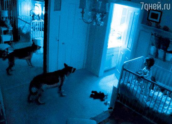 Кадр фильма «Паранормальное явление 2»