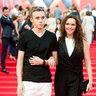 Татьяна Лютаева с сыном