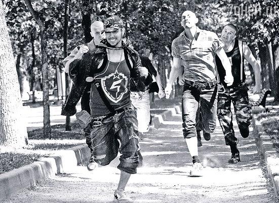 Кадр из фильма «Жара». История, рассказанная Резо Гигинеишвили, основана на реальных событиях