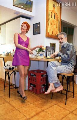 С тех пор, как Жанна рассталась с Ильей, она совсем перестала готовить