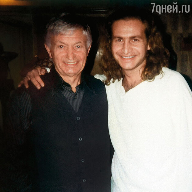 Леонид и Николай Агутины