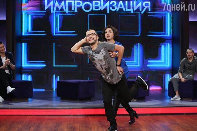Дмитрий Позов Марина Кравиц