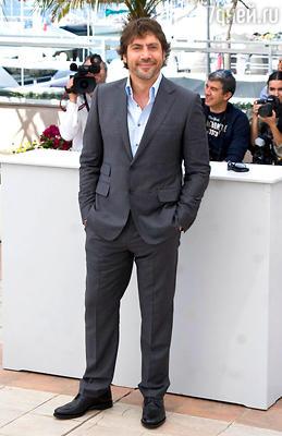 На 63-м Каннском фестивале Бардем получил «Золотую пальмовую ветвь» за роль вфильме «Бьютифул». 2010 год