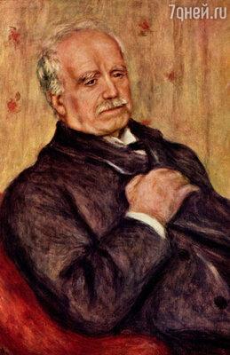 Известный ценитель живописи Поль Дюран-Рюэль одним из первых поддержал импрессионистов и приобрел работы Дега