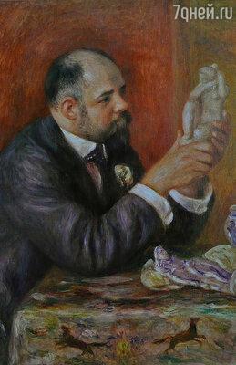 Амбруаз Воллар, один из самых известных торговцев произведениями искусства в Париже, написал биографию Дега