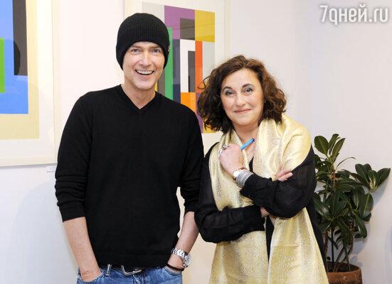 Андрей Руденский и Мария Очаковская