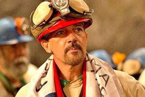 Антонио Бандерас чудом выжил в шахте