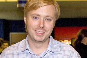 Александр Масляков-младший отмечает 35-летие