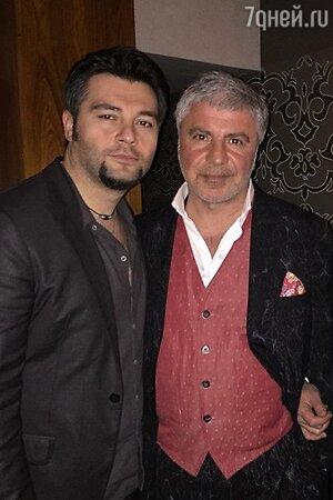 Алексей Чумаков, Сосо Павлиашвили