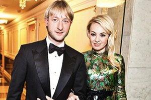 Сын Яны Рудковской сильно похудел благодаря Евгению Плющенко