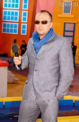 Дмитрий Нагиев. Шоу «Большие гонки». 2008 год