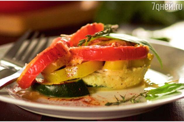 Кабачки, запеченные с сыром: рецепт горячей закуски