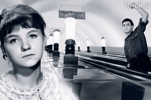 Елена Матвеева и Никита Михалков