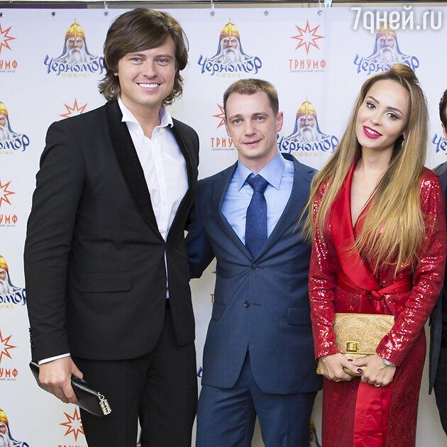 Прохор Шаляпин, Алексей Пеганов, Анна Калашникова