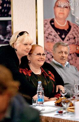 Светлана Крючкова искренне считает Нину Николаевну царицей