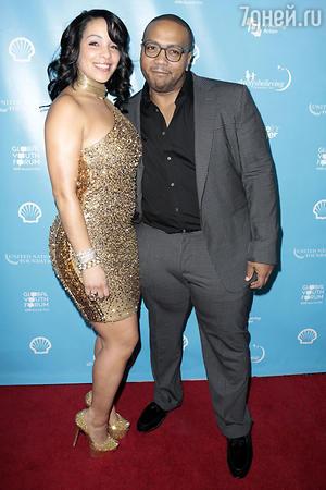 Тимбалэнд (Timbaland) объявил о разводе со своей женой Моник Мослей (Monique Mosley)