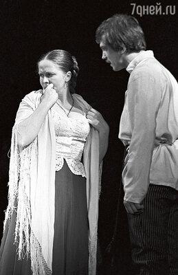 «Корешков и Гундарева не играли на сцене — они выясняли свои личные отношения, расставались…»