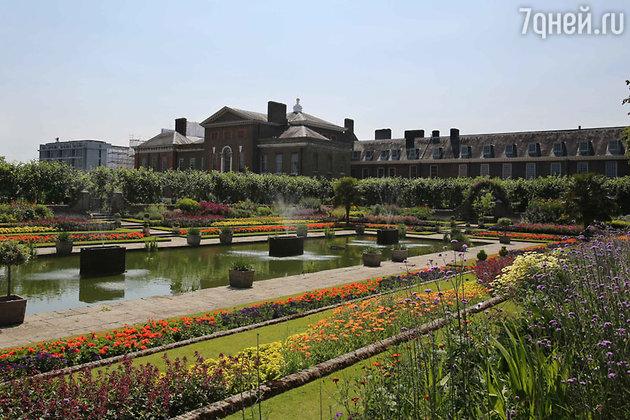 Кенсингтонсикй дворец