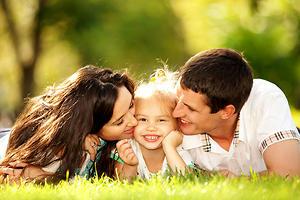 Перевернутая модель семьи